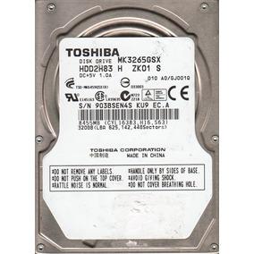Tarjeta Lógica Toshiba 320gb Mk3265gsx Hdd2h83
