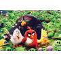 Painel Angry Birds 2,00 X 1,02m, Painel Infantil E Decoracao