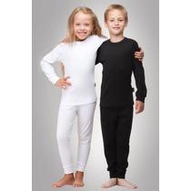 Roupa Para Frio Neve Conjunto Blusa Calça Criança Infantil