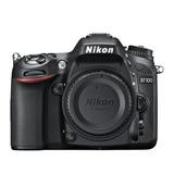 Cámara Fotográfica Nikon D7100 Negra