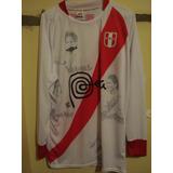 Camiseta Fútbol Selección Perú Umbro Especial Vargas Pizarro