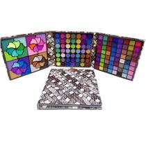 Paleta De Maquiagem Jasmyne 153 Cores Sombras 3d/foscas V241