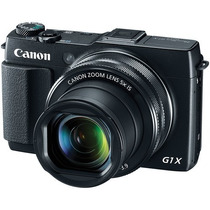 Canon Powershot G1x Mark Ii Cámara Digital + Memoria Sd 4gb