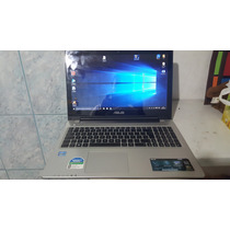 Notebook Asus S550c Core I7 8gb Touch Screen Hd 500gb Ultra