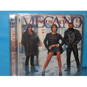 Mecano Ana-jose-nacho 2cds Con Cancionero -1998-mdd-
