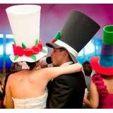 Sombreros En Espuma Para La Hora Loca
