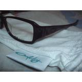 Óculos De Grau Oakley Modelo Emblem 2.0 Original Nova