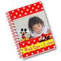 45 Caderninhos Personalizados Com Foto E Tema