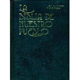 Biblia De Nuestro Pueblo, La (vinilo) Aa.vv. Envío Gratis
