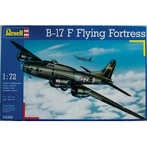 Revell Alemana Avion B17 F Flying F. 1/72 Leer Descripcion
