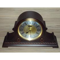 Relógio Mesa Carrilhão Sx Westminster Novo 3 Garantia