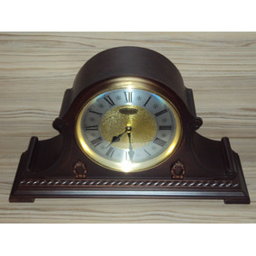 Relógio Mesa Carrilhão Sx Westminster Novo 3 Garantia 9004