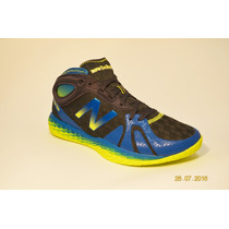 Zapatillas New Balance Mx 80 Gris C/azul