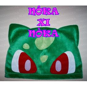 Toucas Bulbasaur - Brinquedos e Hobbies no Mercado Livre Brasil 24c3ca32695