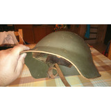 Ejercito Argentino Casco Suizo Impecable