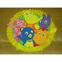 Piñata De Los 5 Personajes De Backyardiganas