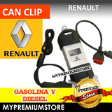 Escaner Diagnostico Automotriz Can Clip Toda Linea Renault