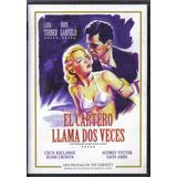 El Cartero Llama Dos Veces, Dvd Original.