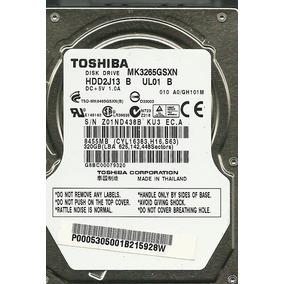 Tarjeta Lógica De Toshiba 320gb Mk3265gsxn Hdd2j13