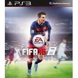 Fifa 16 Ps3 Latino Completo Disponible Hoy