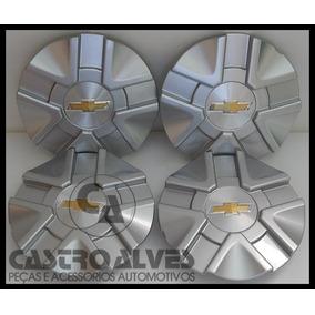 Kit Calotinha Tampa Gm Astra Gsi Aro 16 Roda Original- 4 Pçs