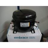 Motor Para Geladeira E Freezer Compressor Embraco 1/4+ Novo
