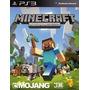 Minecraft Ps3 Envio Hoy Original Juego Espectacular