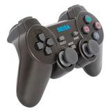 Joystick Control Pc/ps2/ps3 Seisa Sj917 Vibra Inalambrico