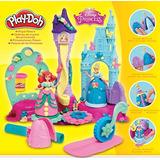 Plastilina Play Doh Palacio Real Princesas Disney