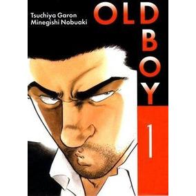 Old Boy N° 01 E 02 - Manga Nova Sampa