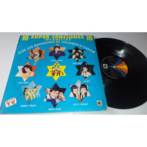 Lp Vinyl Varios Artistas, Katy, Lucerito, Lolita Cortes Etc.