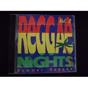 Cd Reggae Nights Músicas Anos 80 90 Alpha Blond Jimmy Cliff