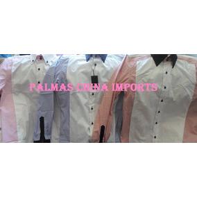 Camisas Slim Fit Importada Pronta Entrega