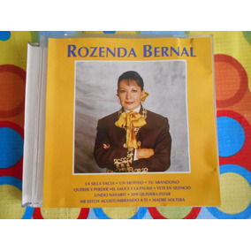 Rozenda Bernal Cd La Silla Vacia,1998