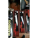 Coleccion Replicas De Cuchillos De Rambo