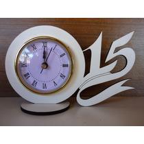 35 Souvenirs Reloj 15 Años, Cumpleaños, Aniversarios
