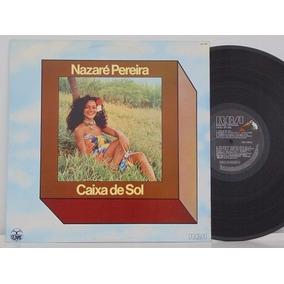 Nazaré Pereira Lp - Caixa De Sol