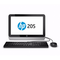 All-in-one Hp 205 G2, Amd E1-6010, 18.5