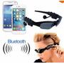 Lentes De Sol Deportivos Con Bluetooth