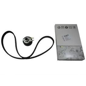 05 Kit Correia Dentada Com Tensor Gol 8v G3 G4 G5 Fox Golf