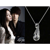 Collar 49 Dias Days Tear Drop Dorama Coreano