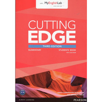 Cutting Edge Elementary Third Edition Students´book