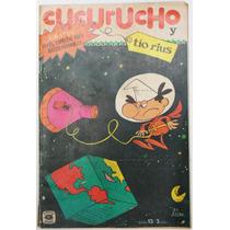 Cucurucho Y Tio Rius No 13 Ed. Posada 1975 Colec2