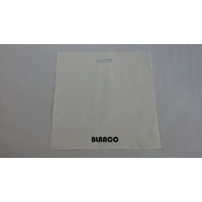 3 Kg Bolsa De Plastico P/ Imprimir Serigrafía Tipo Boutique