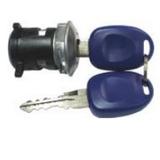 Cilindro Da Porta Lado Esquerdo Com Chaves Fiat Palio Até 04