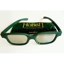 3 Óculos 3d Passivo The Hobbit Tv Lg Philips Frete Gratis