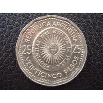 Argentina - Set D 5 Monedas D 25 Pesos, Primer Moneda Patria