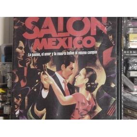 Salon Mexico La Pelicula Mexicana Maria Rojo Disco En Dvd