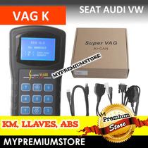 Escaner Super Vag K Diagnostico Pin Code Kilometraje Vw 2014