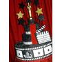Centro De Mesa Estilo Hollywood Premio Oscar Marilin Monroe